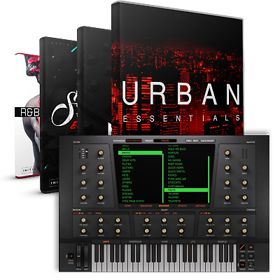 HEAT UP 3 Essentials Bundle STANDALONE/VST/AU X64 MAC OR PC W/13 FULL  EXPANSIONS