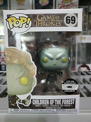 FUNKO POP! Game of Thrones: Children of The Forest METALLIC HBO READY to SHIP