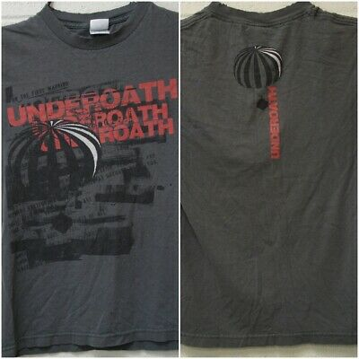 New-underoath-hardcore-band-logo T-shirt S To 5xl Other Specialty Printing