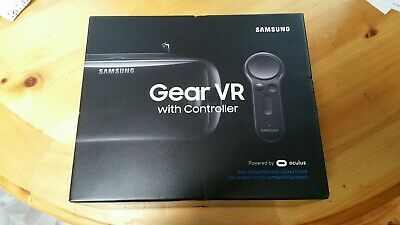 Samsung SM-R325NZVAXAR Gear VR with Controller  - powered by Oculus - BRAND NEW