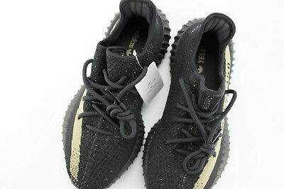 d09c52241ca1d ADIDAS YEEZY BOOST 350 V2 Black Green Olive Size 7.5 BY9611 ...