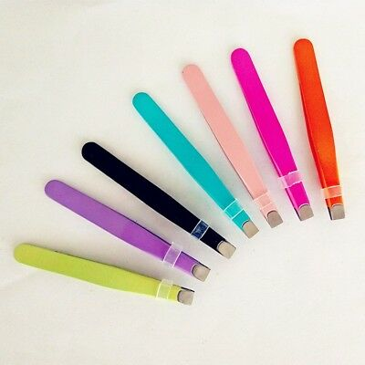 5 pcs colorful Stainless Steel Slant tip.