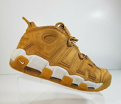 9249a747d2 Nike AA4060-200 Air More Uptempo 96 PRM Flax Phantom Brown Men Shoes Size  11.5