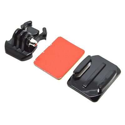 3 in 1 Quick Release Buckle Clip Base Mount Accessories Kit for GoPro Camera