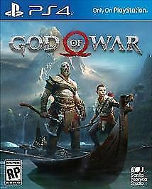 God of War (Sony PlayStation 4, 2018)pre-owned