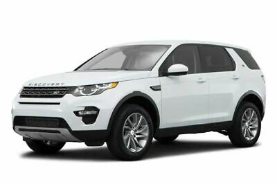 Land Rover Discovery Sport 2014 - 2017 Workshop Service Manual L550 Download