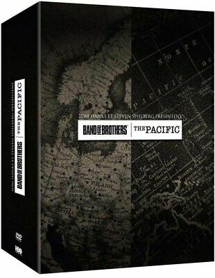 Band of Brothers + The Pacific (Repack) HBO DVD Francais