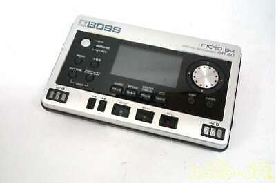 BOSS BR-80 MICRO BR Digital Recorder AC100V Working Properly F/S (d538
