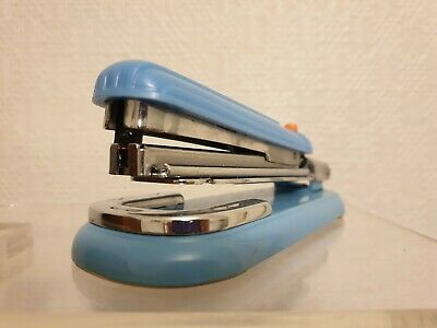 "Agrafeuse vintage YUEN CHONG Stapler Switel type model 371 "" Streamline design """