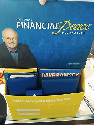 Dave Ramsey Financial Peace University - New In Open Box!
