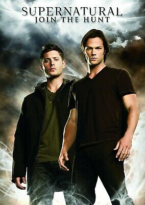 Supernatural Poster - Join The Hunt - 5 Styles Available - NEW - 11x17 13x19