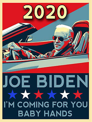 Joe Biden For President Poster! LAST ONE!!!