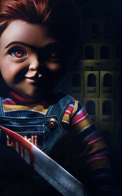 Childs Play 2019 Movie Ad Art Print Poster