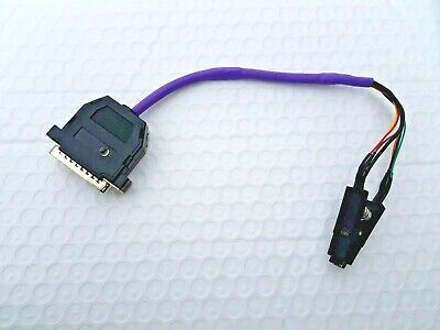 ST01 SOIC8 SOP8 Eeprom Programming Clip Adapter For DigiProg3 III Cable