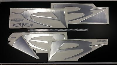 "Nautique AIR boat Emblem 50"" + FREE FAST delivery DHL express"