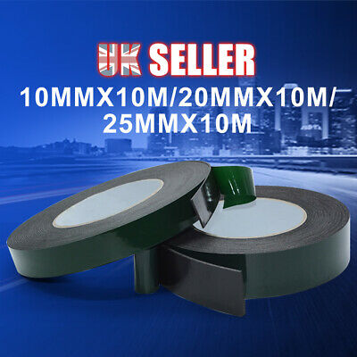 Strong Waterproof Adhesive Car Trim Double Sided Foam Tape Plate Mirro