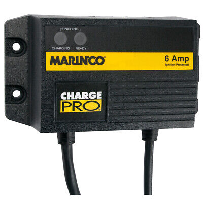 Marinco 28106 6A On-Board Battery Charger 12V 1 Bank