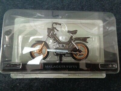 Malaguti Fifty - Passione motorini - 1 18 Die Cast motorcycle - SEALED - P1 - LV