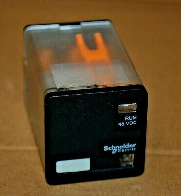 Schneider - Relay 3Co Led 10A 48Vdc - Rumc33Ed - Free Delivery - A4/8/A