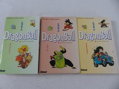 Lot Dragon Ball Z - Glenat - A Saisir