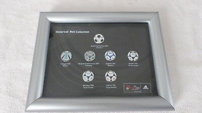 Cadre Historical Football Pin's Collection - Rare