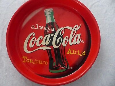 Plateau Coca -Cola - Collection - Rare