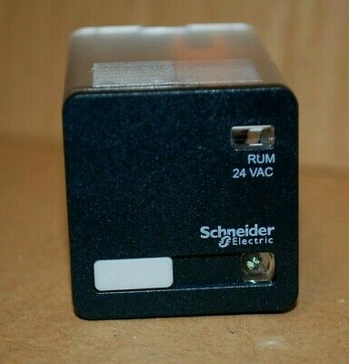 Schneider - Relay 3Co Led 10A 24V - Rumf33B7 - Free Delivery - A4/7/C