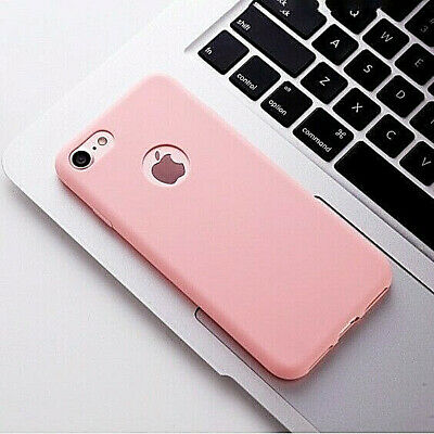 Candy Color Case for iPhone, Samsung & Huawei - Coque semi souple couleur mate