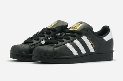 info for 47a3a 40db4 SNEAKERS Adidas SUPERSTAR FOUNDATION scarpa scarpe fitness palestra uomo  NERA