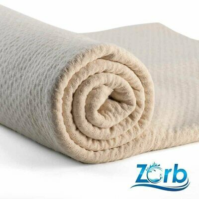 Zorb 3D Bamboo Absorbent Fabric - Fat Quarter - UK Cheapest - Nappies CSP Pets