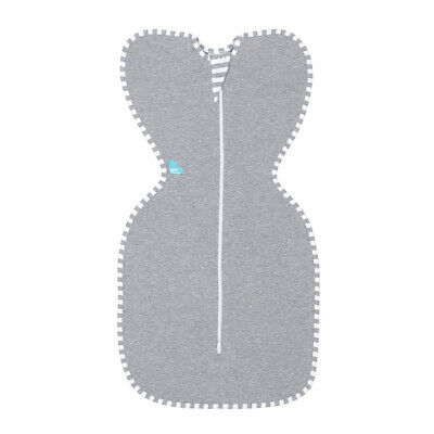 NEW Love To Dream Swaddle Up Original 1 TOG - Grey Free Shipping