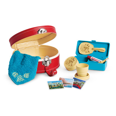 American Girl Melody Ellison Travel Essentials Set for Doll New In Box