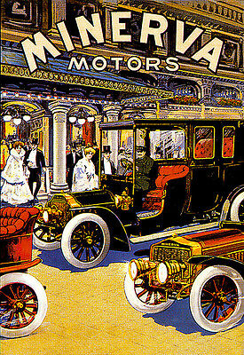 Vintage Old Transport Poster Darracq Print Art A4 A3 A2 A1