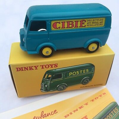 DINKY TOYS - Fourgon Peugeot D3A