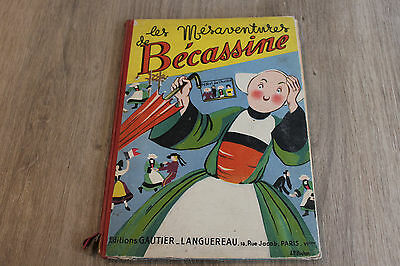 Bd Becassine 1950, French Bd