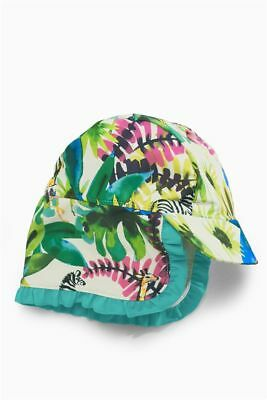 Next Baby Girls/Boys Sun Safe Hat, UPF 50+, 3-9 months, new with tags