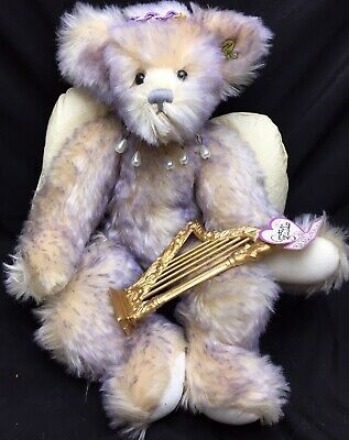 Annette Funicello Miss Kitty Mohair Bear Limited Edition 5000 Bears
