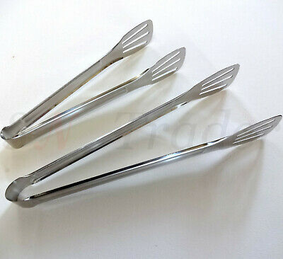 Tongs Salad BBQ Paratha Cake Pastry Sandwich Food Serving Stainless Steel Tong