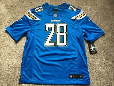 50c3748c Nike NEW Melvin Gordon III Los Angeles Chargers NFL Jersey NWT MSRP $100  Mens XL