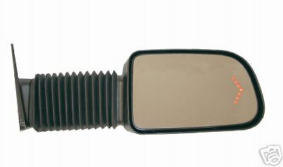 Power Trailer Mirror, Power Extending Mirrors, Electric Mirror - GM,Ford,Dodge