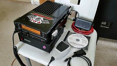 Kenwood TK-730H PCI RACE RADIO 110-WATTS 160-CH BASE/MOBILE STATION  Complete!