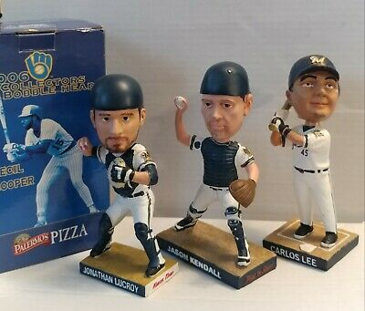 wholesale dealer 9a797 3124f 2006 MILWAUKEE BREWERS Cecil Cooper Bobblehead Powder Blue ...