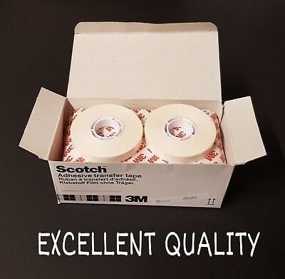 3M™ 904 Scotch ATG Tape Adhesive Double Sided Tape Transfer Tape 12mm x 25m Roll