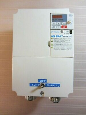 Yaskawa VFD GPD 315/V7 MVB015 380-460V 14.8A Variable Frequency Drive