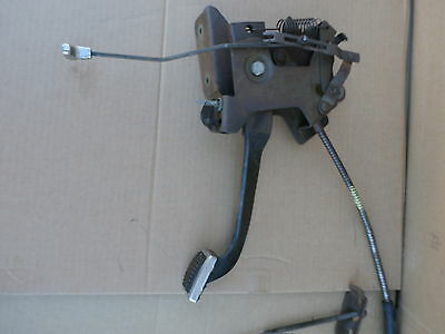 1965-1966 Mopar C-Body Parking Brake Full-Size Chrysler Plymouth Dodge Cable Oem