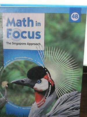 MATH IN FOCUS: Singapore Math: Assessment Course 3 HOUGHTON