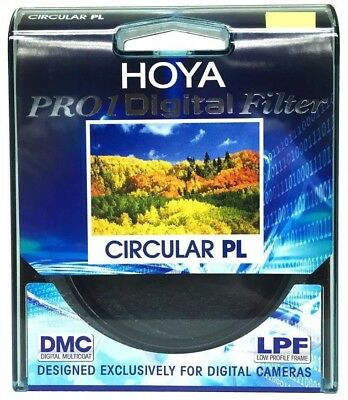 Hoya 72mm Pro1 D Circular PL  - 72mm Circ Pol CPL C Pol   Polarizing UK Stock