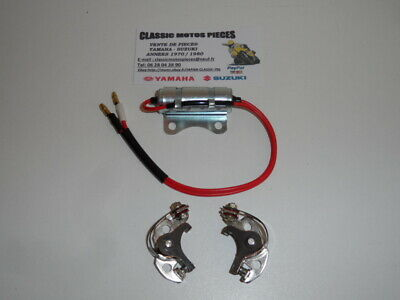 Gl 1000 Goldwing  Honda Condensateurs+Rupteurs/Breaker  Right-Left