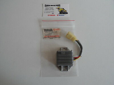 Xt 500 Sp  Regulateur 12 Volts Neuf Origine Yamaha /Ref:55V-81960-90