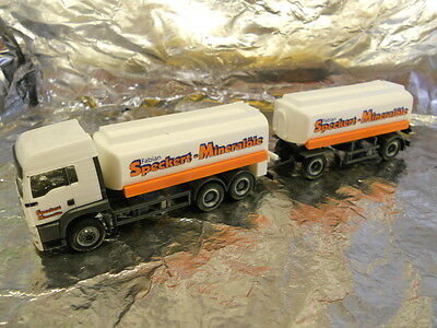 Herpa 083577/ /Miniature Model Chrome Rims for Trailer//Towing